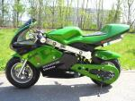 Pocket bike-49cc-