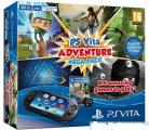 Console PS VITA NEW (Wifi 2000) / 8GB MC / MEGAPACK ADVENTURE