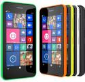 Nokia Lumia 630 simple sim divers coloris